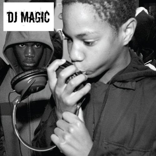 DJ Magic - No Hats No Hoods Edition 1