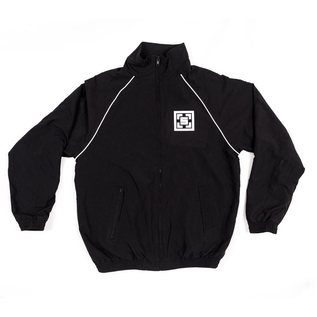 The Square Black Tracksuit