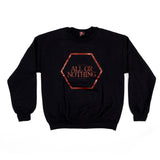 Merky Ace Black Sweatshirt