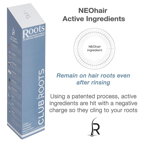 Roots Shampoo & Conditioner Set