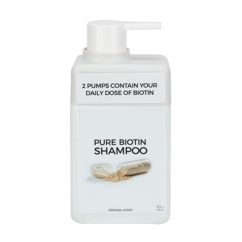 Biotin Shampoo | Your Daily Source of Biotin