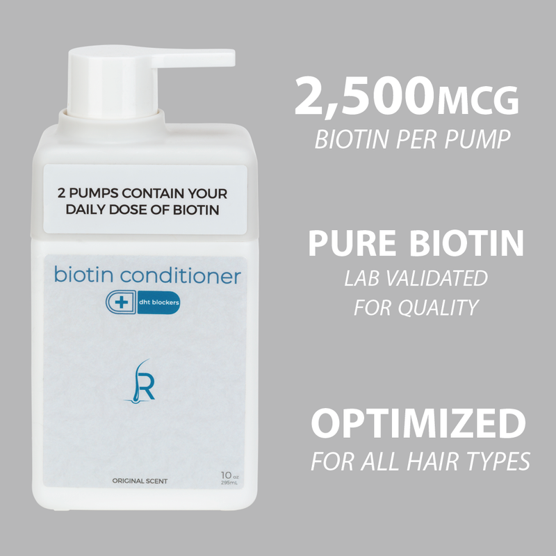 Biotin Conditioner with DHT-RX5 Complex