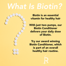 Biotin Conditioner | Your Daily Dose of Biotin