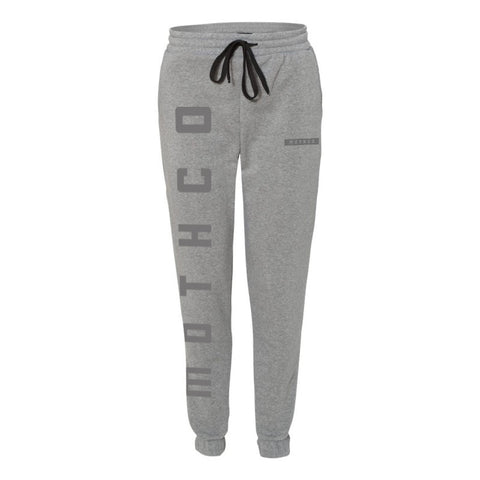 Large Text Joggers