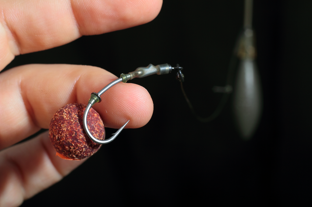 How to tie the Ronnie rig - In Eight steps