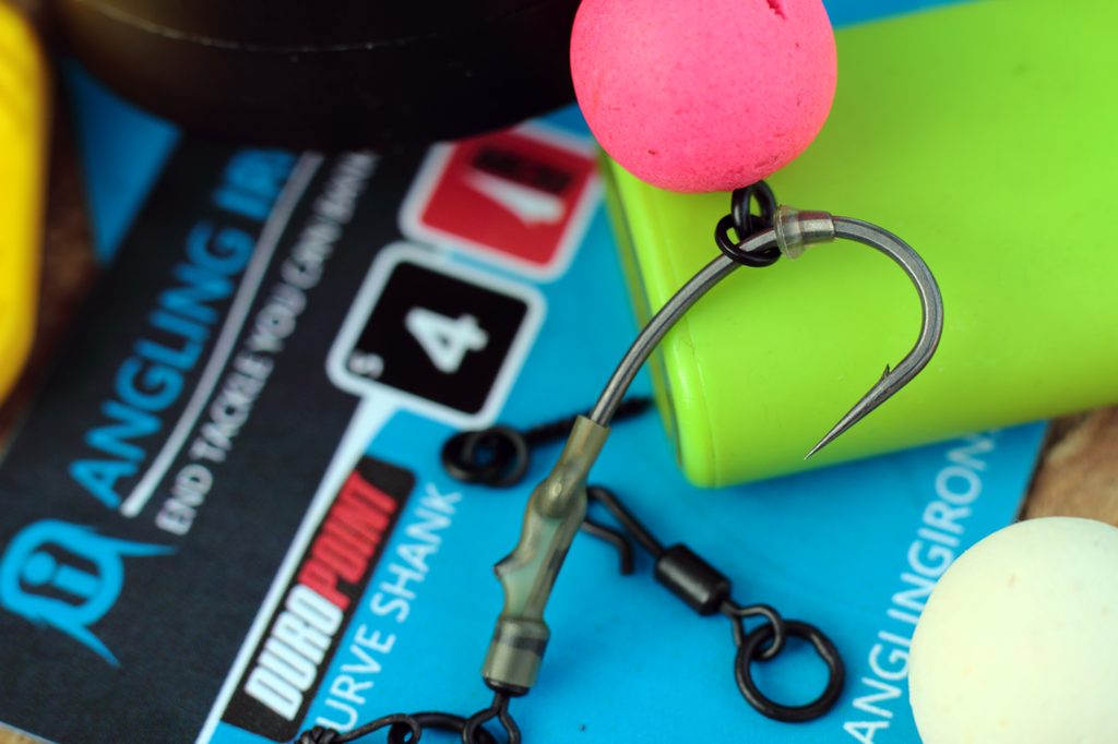 The Ronnie Rig - Also called the Spinner Rig - Carp rigs by Angling Iron