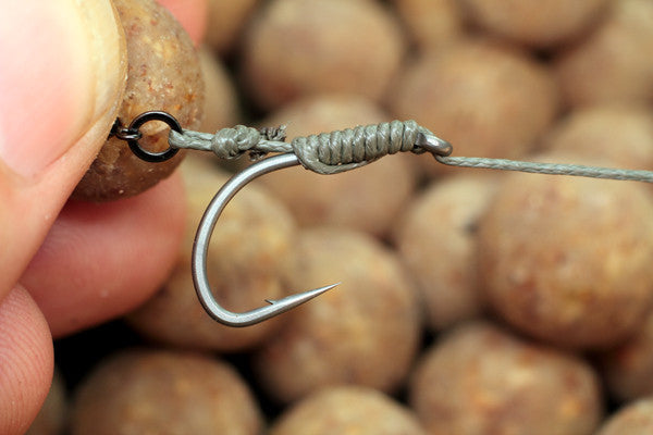 The Duropoint Anchor is an excellent bottom bait hook pattern for big carp