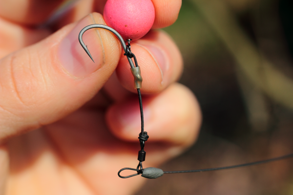 The Hinged Multi Rig - an excellent big carp rig