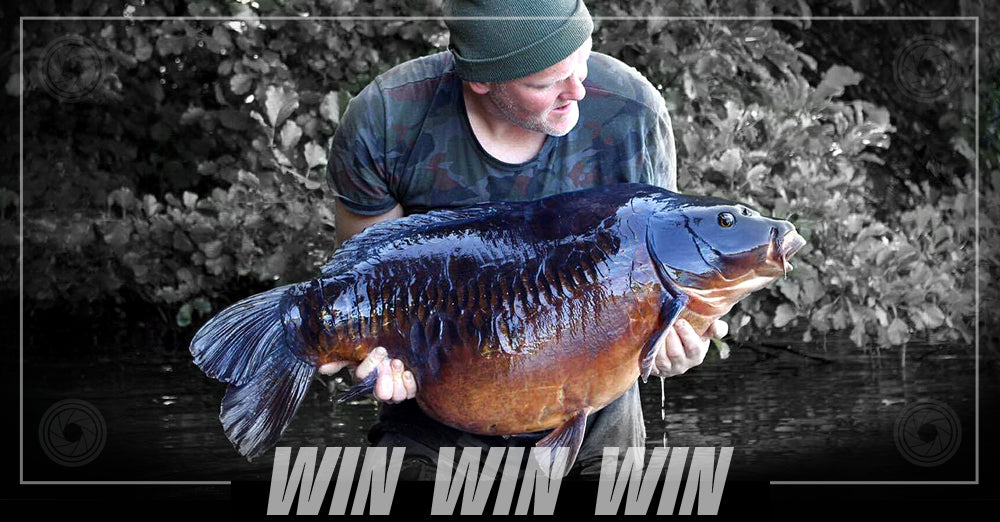 Carp fishing competition - Pics for prizes