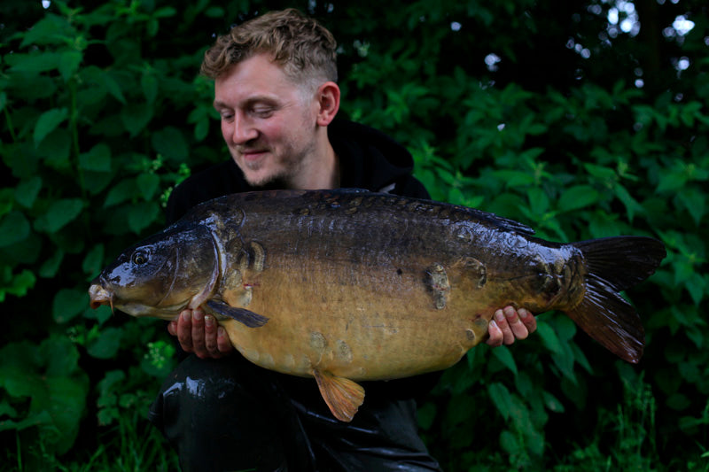 James Barrett - linch hill christchurch mirror 27.04 - Angling Iron DUROPOINT
