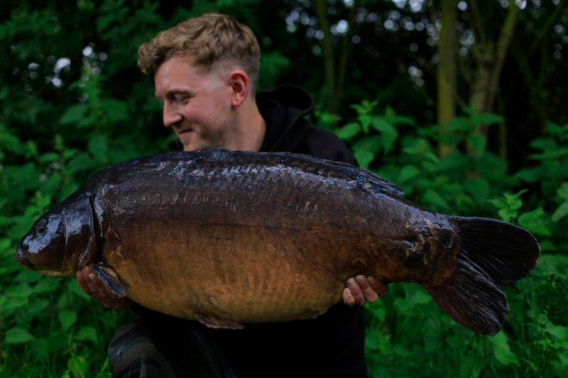 James Barrett - linch hill christchurch Little Pecs at 36.08 - Angling Iron DUROPOINT