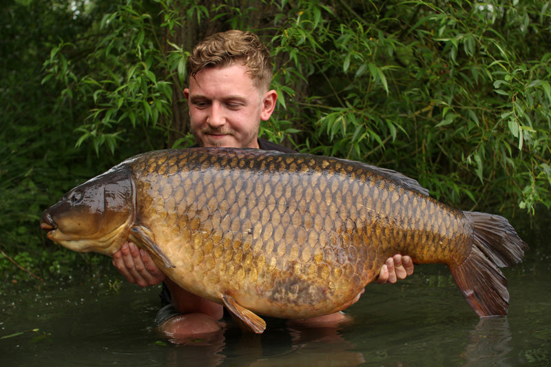 James Barrett - linch hill christchurch Bens common at 40.15  -  DUROPOINT HOOKS