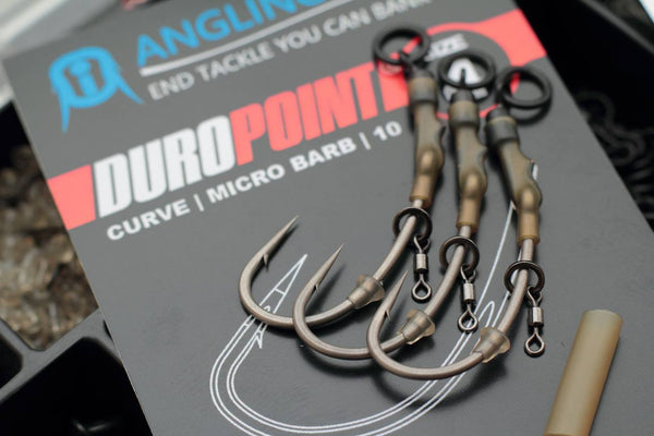 the duropoint ronnie rig kit - all the components you need to tie the Ronnie rig in one place