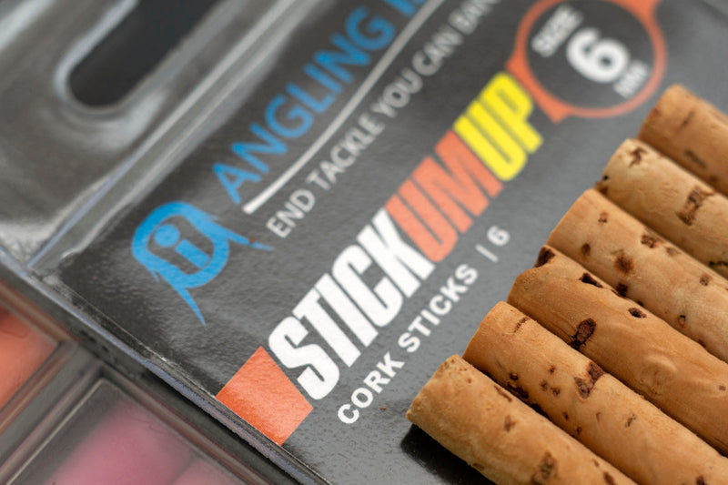 'STICK UM UP' - Cork Sticks (50mm length x 6mm Dia Cork cylinders)