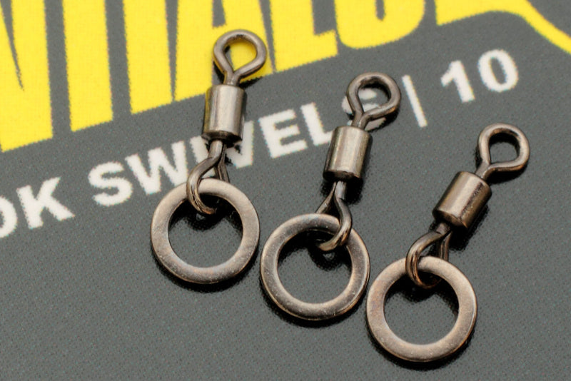 Micro Hook ring swivels