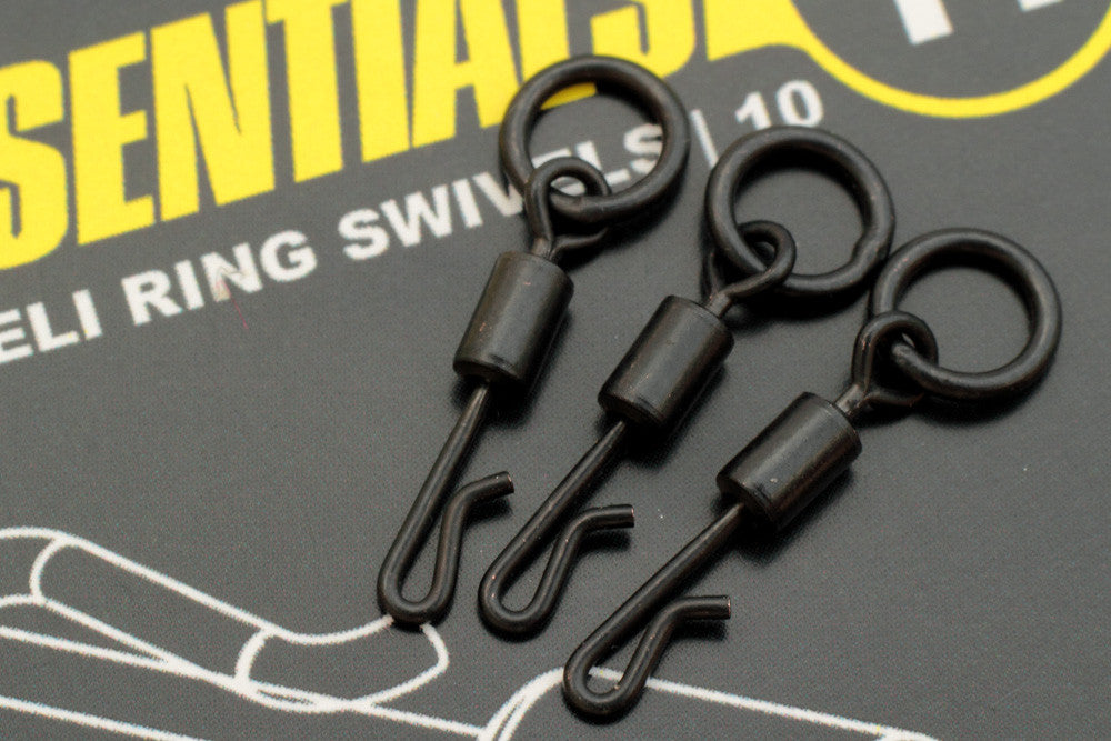 20 Spinner//Ronnie Rig Swivels Size 11 Carp Fishing Quick Change Avit-Angling