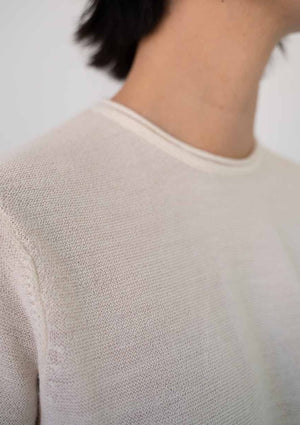 Winter T-shirt | Undyed