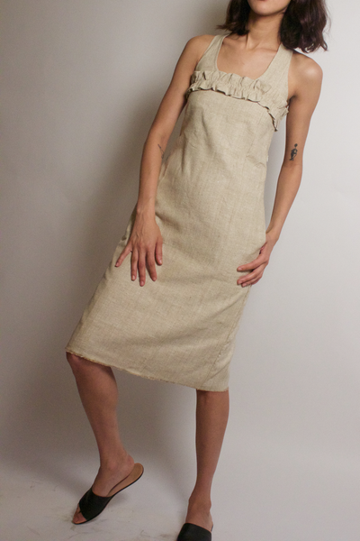 Ciao Bella Dress | Brown Sugar