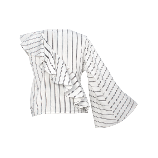 Flamenca Top | Stripe
