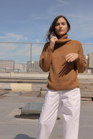Your Boyfriends Sweater | Turmeric