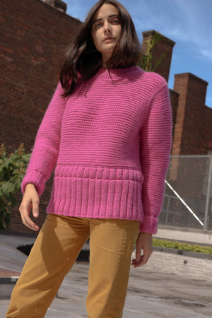 Cotton Candy pullover | Riviera