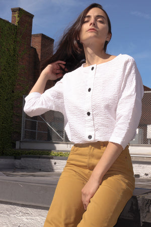 Penelope Blouse | Cloud