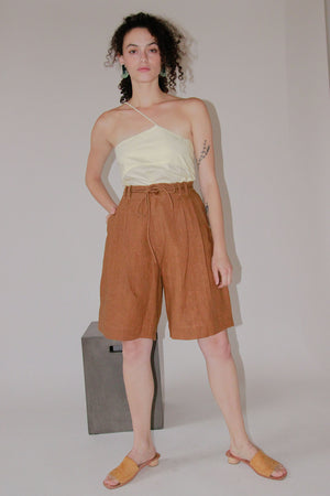 Not so Playa Bermuda Shorts | Chai