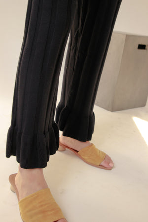 Slow Tempo Pants | Ink