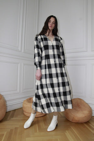 Fluent Love Coat Dress | Chess