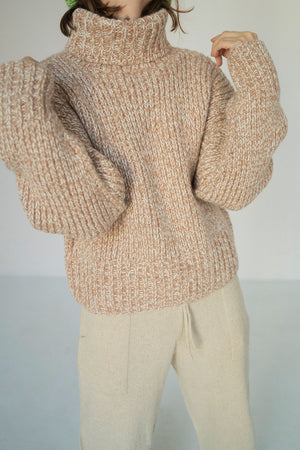 Your Boyfriends Sweater | Cream Swirl
