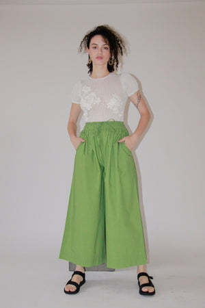 Sun to Moon Pants | Wasabi