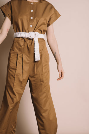 Making Stories Jumpsuit | Chai