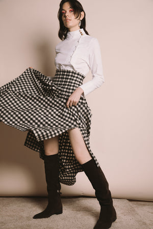 Gather Together Skirt | Chess