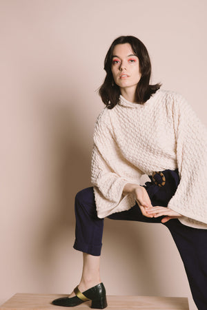 Madama Pullover | Mother of Pearl