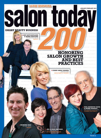 Salon Today Top 200 2015 Contest