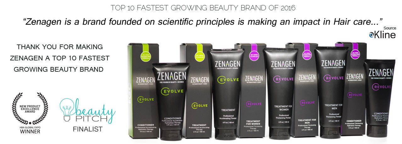 Zenagen Hair Care Products for Sale