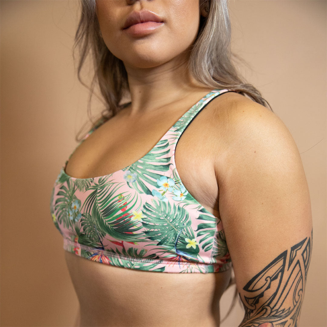 Birds of Paradise Limitless Bra