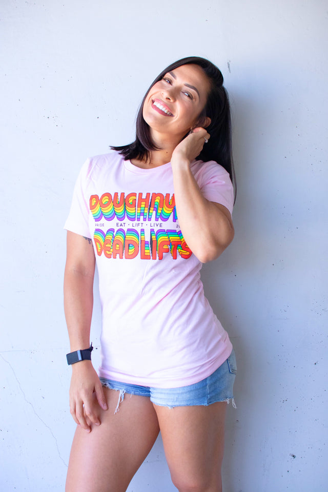 BOOGIE NIGHTS Unisex T - PINK