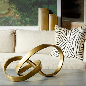 FREE SHIPPING - Modern Metal Sculpture