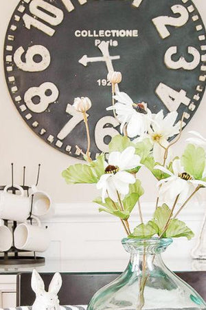 Clock - Large Wooden Wall Clocks