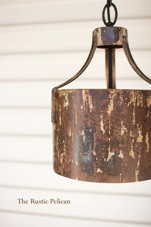 Rustic Farmhouse Chandelier