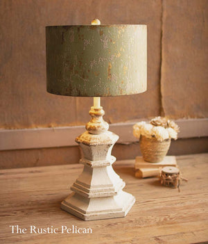 Modern Farmhouse nautical table lamp