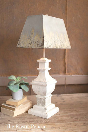 Modern Farmhouse Table Lamp