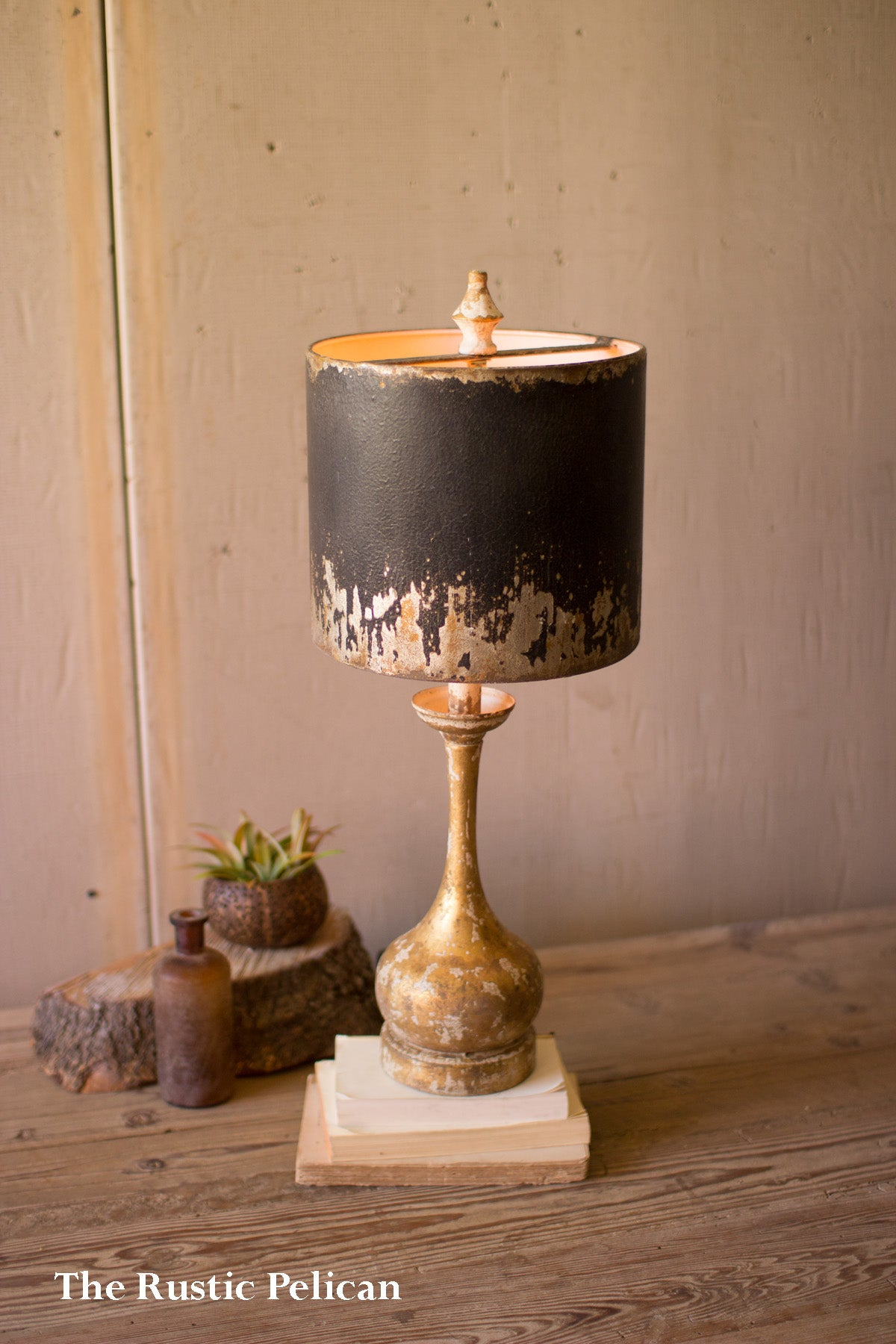 Picture of: Table Lamp Modern Farmhouse Rustic Lamp Modern Lighting Free Shipping The Rustic Pelican