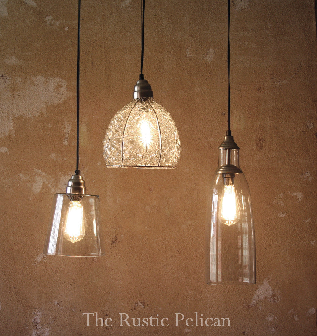 Modern Farmhouse Lighting Pendant Lights Rustic Industrial Vintage The Rustic Pelican