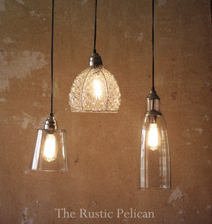 Modern Farmhouse- lighting- Pendant Lights-rustic-industrial-vintage