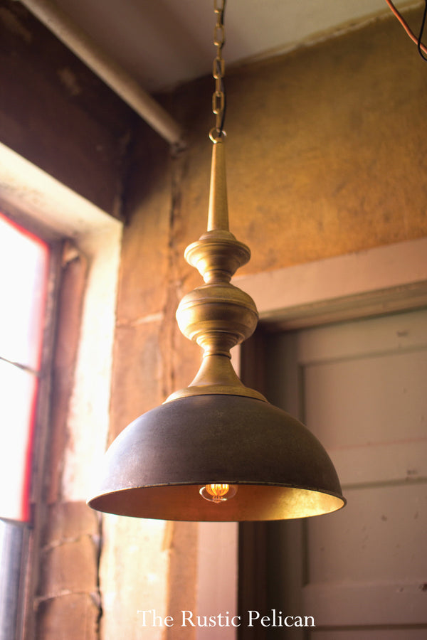 Rustic farmhouse chandelier pendant light modern lighting