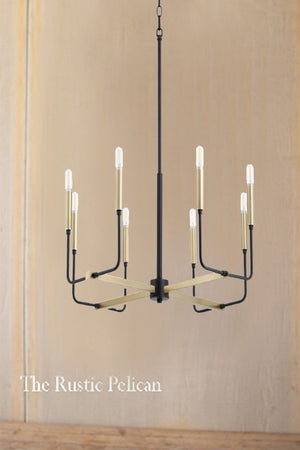 FREE SHIPPING - Large Modern Chandelier