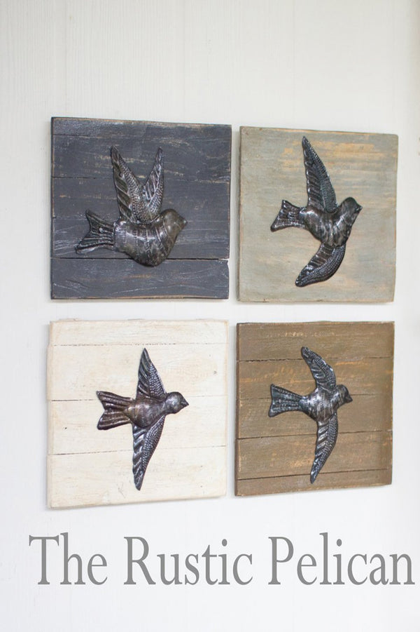 Rustic wall art, reclaimed wood, farmhouse decor, recycled wood art