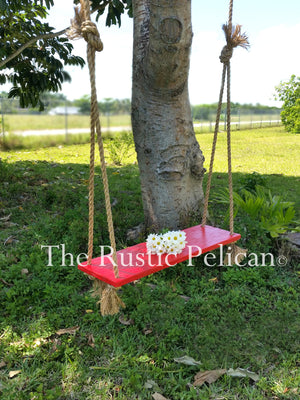 Swing-Tree Swing-Weddings-Hammocks-Wood Swing-Garden Decor